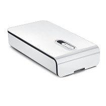 XT-XINTE 9W Double UV Sterilizer Mini Portable Cleaning Box Personal Care Ultraviolet Disinfector Cabinet For Phone Jewerly with Aromatherapy USB Charge