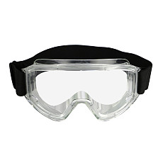 XT-XINTE Transparent Protective Glasses All-inclusive Integrated Protection Goggle Anti-fog Glasses Anti-spit Goggles Health Care Supplies