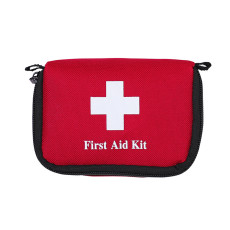 XT-XINTE First Aid Kit Empty Medical Bag Emergency Medical Box 14*9*4cm Small Portable for Travel Outdoor Camping Survival Drug Storage Home/Car PVC Waterproof
