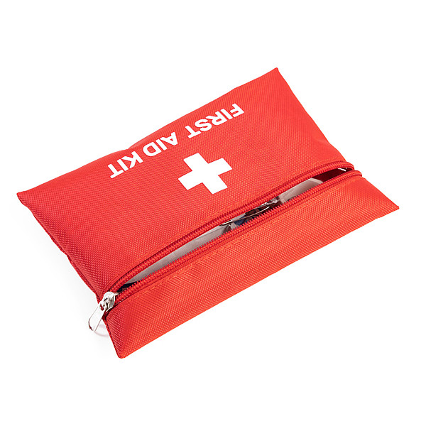 XT-XINTE Portable Emergency First Aid Kit Pouch Empty Bag Travel Sport Rescue Medical Treatment Outdoor Hunting Camping Survival Medical Bag 20*14cm