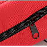 XT-XINTE Empty Large First Aid Kit Bag Emergency Medical Box Portable Travel Outdoor Camping Survival Medical Bag Big Capacity Home/Car (240*175*80mm)