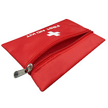 XT-XINTE Portable Emergency First Aid Kit Small Pouch 16*11cm Empty Bag Travel Sport Rescue Medical Treatment Outdoor Hunting Camping Survival Medical Bag