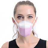 XT-XINTE Smart Electric Mask KN95 Anti-fog Anti-Dust Masks Virus Safe PM2.5 Protective Mask Workplace Security Supplies