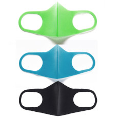XT-XINTE 3pcs/lot Child Mouth Mask PM2.5 Dust Mask Anti-fumes Respirator Breathing Valve Mask Mouth 3D Face Mask Dust-proof