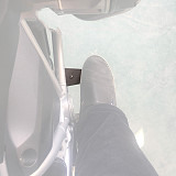 QWINOUT Modified Rear Brake Increased Brake Pedal for BMW R1200GS / R1200GS ADV (2A60001)