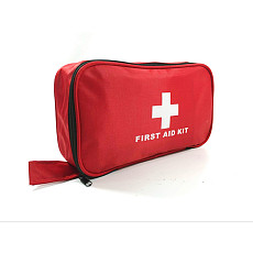 XT-XINTE 30 Items/180Pcs Outdoor First Aid Emergency Kit Bag for Home Outdoor Travel Sports Medical Treatment Pack Survival Rescue Set 22*14*6cm CE FDA