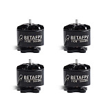 BETAFPV 4pcs 1106 4500KV 4S Brusless Motors for Micro FPV Racing Drone Quadcopter Beta95X 4S 85-120mm Whoop Drone