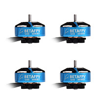 BETAFPV 4PCS 1204 5000KV Brushless Motors for 2-3inch FPV Racing Drone 3S-4S Whoop Drone