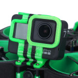 iFlight Green Hornet Camera Mount 3D Print TPU Protective Cover for GoPro Hero 5/6/7/8 Mount 10°/15° FPV Racing Drone CineWhoop