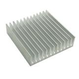 XT-XINTE 4x Aluminum Heatsink Cooling 40*40*11mm for LED Transistor IC Module Power PBC Heat Dissipation Electronics Radiator Cooler Fin