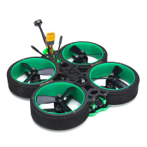 iFlight Green Hornet 3Inch CineWhoop 4S / 6S FPV Racing Drone BNF PNP with SucceX-E Mini F4 Runcam Nano2 RC Multicopter Quadcopter Multirotor