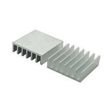 XT-XINTE 10x Aluminum Alloy Heatsink Cooling Pad for High Power LED IC Chip Transistor Module PBC Electronics Radiator Cooler Heat Sink