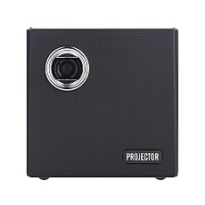 FCLUO C80 DLP 1080P Home Theater Cinema USB HDMI AV SD Mini Portable HD LED Android 4K Video Projector