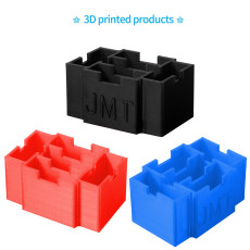 JMT 3D Print TPU Battery Container Box 3D Printing Holder for Up to 5pcs Mini Indoor FPV Racing Drone RC Aircraft Lipo Battery