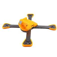 GEPRC GEP-BX 4-inch 190MM / 215MM / 240MM Flying Shark FPV Racing Rack Four Axis Frying Resistant TPU Frame Kit