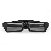 FCLUO Active DLP Link 3D Glasses Compatible with XGIMI/JMGO/Optama/Acer/BenQ/ViewSonic 3D Projectors
