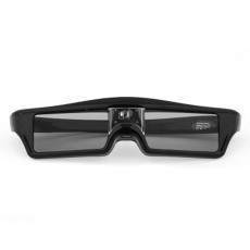 FCLUO Active DLP Link 3D Glasses Compatible with XGIMI/JMGO/Optama/Acer/BenQ/ViewSonic 3D Projectors