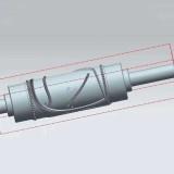 BGNing KN95 Roller Custom Mould Mask Machine Embossing Roller For Mask Manufacturing