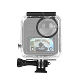 BGNING Waterproof Case for Gopro Max Waterproof Shell Panoramic Action Camera Diving Protective Box Gopro Max Accessories Diving Cover