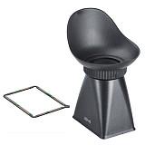 BGNING New LCD V1 2.8X 3.0  viewfinder Magnifier Eyecup Hood for Canon 5DII 7D 500D Nikon D700 D800,DSL Viewfinder