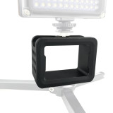 BGNING Aluminum Alloy Photography Camera Cage Rig Bracket Metal Protection Cage for Sony RXO Camera