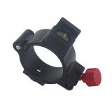 BGNING 1/4  Thread Extension Mounting Ring Expansion Clip for Feiyu SPG2 G6 G6plus Gimbal Stabilizer