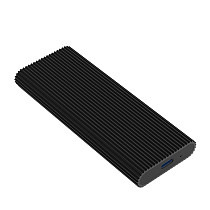 Blueendless Case NVME M.2 SSD Case Type-C port USB 3.1 SDD Enclosure 10Gbps NGFF SATA 6Gbps Transmission Hard Drive Enclosure HDD Cases