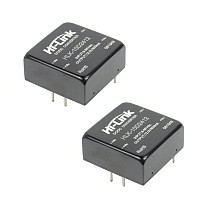 1PC/2PCS/5PCS HI-LINK HLK-10D2412 24V to 12V 830mA 10W DC-DC 4:1 Wide Voltage Stabilizing Power Supply Module DC Isolated Switching Converter