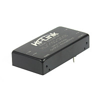 HI-LINK DC DC Converter HLK-10D1205B 5V10W2000mA Transfer 86%Typ 100ms Start Isolated Power Module Replace HDD10-24S05B1