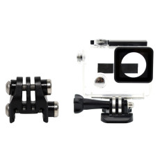 BGNing Waterproof Case Protective Case with Rail Mount for Hawkeye Firefly 8SE 8S 6S 7S Action Camera