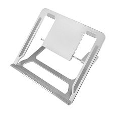 XT-XINTE Laptop Stand Adjustable Angle Height Aluminum Notebook Cooling Bracket Portable Tablet PC Holder Anti-skid for 10-17  MacBook