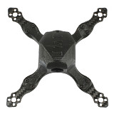 JMT OctopusX1 127mm Carbon Fiber FPV Racing Drone Frame Kit with 3D printing PLA Camera mount for 3inch Propellers DIY RC Drone Aircraft
