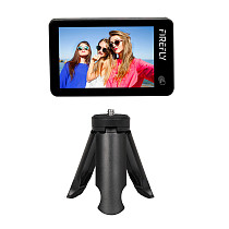 Hawkeye Touch Screen Firefly X 170 Degree / XS 90 Degree Action Camera w/ 2.35  4K 30fps Super-View Wifi Bluetooth FPV Sport Cam with Handheld Gimbal Stabilizer Foldable Tripod