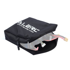 ALZRC LiPo Battery Portable Storage Carrying Bag Handbag 27x6x21cm for RC Racing Drone Multicopter