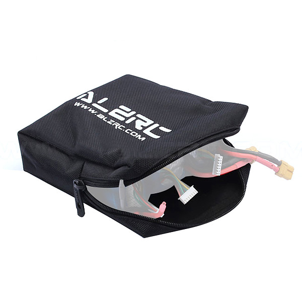 ALZRC LiPo Battery Portable Storage Carrying Bag Handbag 27x6x21cm for RC Racing Drone Multicopter