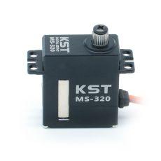 KST MS320 MS325 7.4v 0.08sec Digital Metal Servo Micro For Application Fixed-wing Drone UAV RC Car Robot Boat Helicopter Control