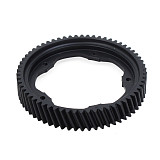 ALZRC - Devil 505 FAST CNC Plastic Steel Main Gear - 62T 505 Helicopter Parts D505F29