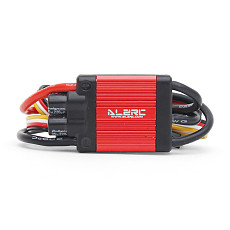 ALZRC Devil 380 FAST Helicopter Parts Platinum 60A V4 3-6S LiPo Brushed ESC for RC Helicopter Quadcopter Accessories