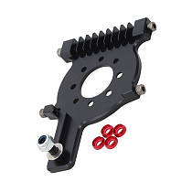 ALZRC-Devil 380/420 FAST RC Helicopter Parts Aluminum Alloy Motor Mount Holder D380F16