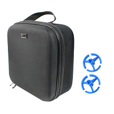 JMT Universal Storage Bag Portable Case for T16 Pro FrSky X9D AT9S AT10 Flysky WFLY Radio Control TX16S With Rocker Protection Cover