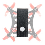 JMT 3D Printing TPU Battery Holder Mini FPV Racing Drone Quadcopter Battery Protective Seat For 1S Battery lefei85 Frame Kit