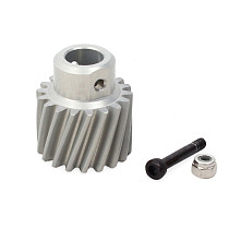 ALZRC - Devil 505 FAST CNC Metal Helical Gear - 18T 505 Helicopter Parts D505F26