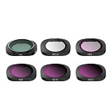 Sunnylife for FIMI Palm Gimbal Accessories MCUV CPL ND4 ND8 ND16 ND32 Filter 1Pcs Optical Glass Professional Camera Lens Filter