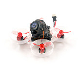 Happymodel Mobula6 HD 1S 65mm Brushless Quadcopter Whoop Mobula 6 HD FPV Racing Drone BNF with AIO 4IN1 Crazybee F4 Lite Runcam Split3-lite 1080P HD Camera