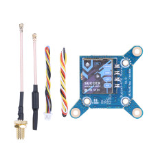 iFlight 5.8G SucceX Micro VTX V2 with Whoop Extension Adapter mount PIT/25/100/200mW/300mW Adjustable for FPV Racing Drone Quadcopter