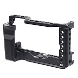 BGNING M6mark2 Micro Single Camera Cage M6 II protective Case Camera Rig Cold Shoe For Canon M6markII Photography Accessories