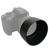 BGNING ES-78 Camera Lens Hood Shade for Canon EF 50 mm F1.2L USM Camera Len Parts