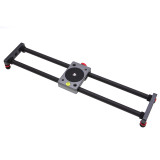 BGNING 40CM Carbon Fiber Desktop Mini Slide Rail Bearing Stabilizer for SLR Micro Single Camera Smartphone​