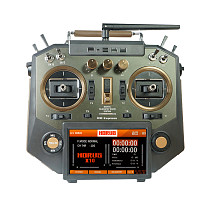 FrSky Horus X10S Express Radio Transmitter Boasts 24CH with a Faster Baud Rate and Lower Latency Compatible ACCST D16 and ACCESS Receivers