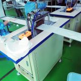 XT-XINTE Semi-automatic N95 Mask Slicer Compatible with Three Kinds of Masks N95 Mask Slicing Machine Equipment Mask Slapper